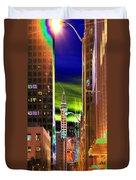 2nd Avenue Sunrise Duvet Cover