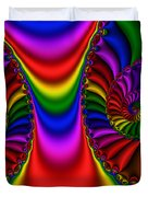 2x1 Abstract 440 Duvet Cover