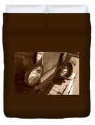 1926 Model T Ford Duvet Cover