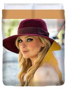 Abigail Breslin Collection Duvet Cover
