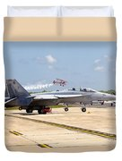 Airshow Duvet Cover