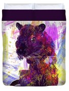 Animal Attractive Beautiful Brown  Duvet Cover