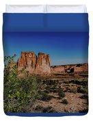 Arches Park National  Duvet Cover