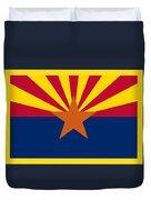 Arizona Flag Duvet Cover