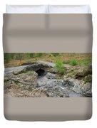 Ashness Stone Packhorse Bridge, Lake District National Park Duvet Cover