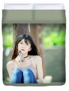 Asian Duvet Cover