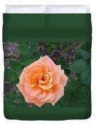 Australia - Orange Rose Flower Duvet Cover