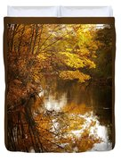 Autumn Reflected Duvet Cover