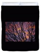 Autumn Sky Duvet Cover
