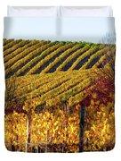 Autumn Vines Duvet Cover