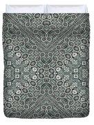 Aztec Navajo Pattern Background Duvet Cover