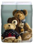 3 Bears Duvet Cover