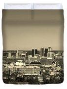 Birmingham Alabama Duvet Cover