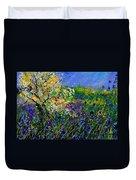 Blue Cornflowers  Duvet Cover