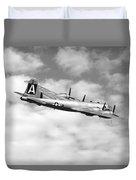 Boeing B29 Superfortress Duvet Cover