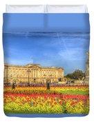 Buckingham Palace London Duvet Cover