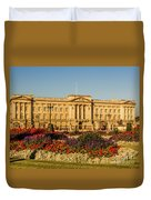 Buckingham Palace, London, Uk. Duvet Cover