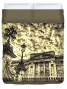 Buckingham Palace Vintage Duvet Cover