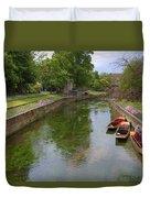 Canterbury - England Duvet Cover
