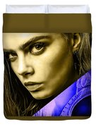 Cara Delevingne Collection Duvet Cover