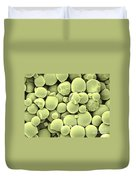 Cassava Starch Granules Sem Duvet Cover