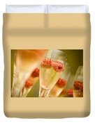 Champagne Duvet Cover by Kati Molin