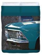 Chevy Duvet Cover