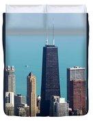 Chicago Il, Usa Duvet Cover