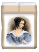 Countess Teresa Guiccioli Duvet Cover