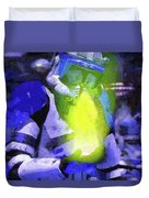 Execute Order 66 Blue Team Commander - Camille Style Duvet Cover