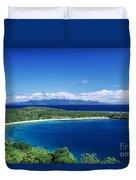 Fiji Wakaya Island Duvet Cover