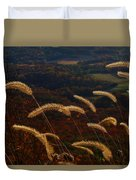Foxtails Duvet Cover