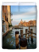 Grand Canal, Venice, Italy Duvet Cover