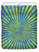 Grunge Swirl Duvet Cover