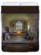 Holy Cross Church, Ramsbury Duvet Cover
