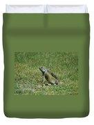 I Iguana Duvet Cover