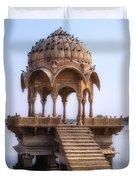 Jaisalmer - India Duvet Cover
