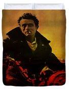 James Dean Duvet Cover
