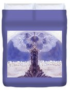 Jerusalem- Tryptich Part  2 Duvet Cover