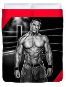 John Cena Wrestling Collection Duvet Cover