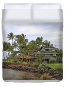 Kauai Hawaii Usa Duvet Cover