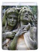 Kerepesi Cemetery, Budapest Duvet Cover
