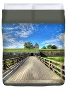 Kuressare, Estonia Duvet Cover