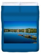 Mahone Bay Duvet Cover