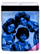 Martha And The Vandellas Collection Duvet Cover