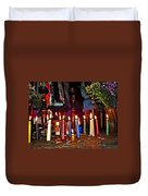 Mayan Ceremony Duvet Cover