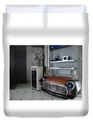 Mini 007 Duvet Cover
