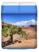 Moab  Duvet Cover