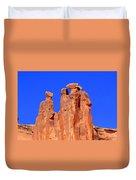 Moab Landscape Duvet Cover