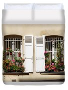 Montmarte Paris Duvet Cover